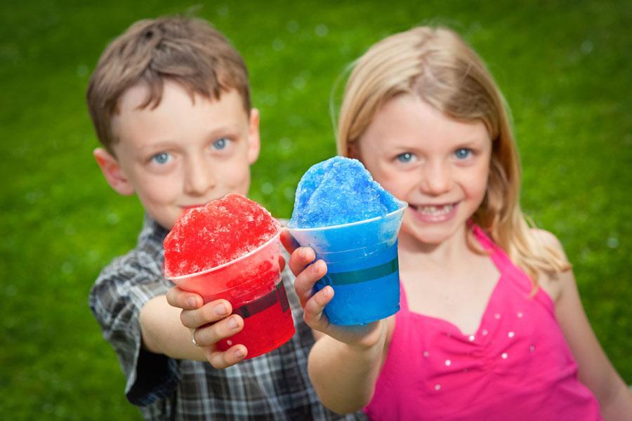 Newcastle Mobile Ice Cream Slushies and Snow Cones